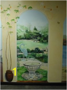 Turtle Creations Murals Trompe l Oeil Painted Furniture and Airbrush Artwork Hampshire