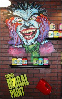 Chroma Mural Markers Design recreated by Chroma s Resident Artist Jennifer VonStein using Chroma Mural Paint