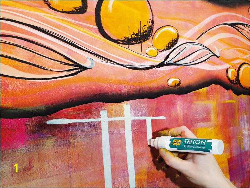 Vorschau SOLO GOYA TRITON Acrylic Paint Marker 1 4 Gold
