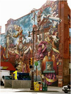 e beautiful mural of many in Philadelphia Visit Philly and e see them all