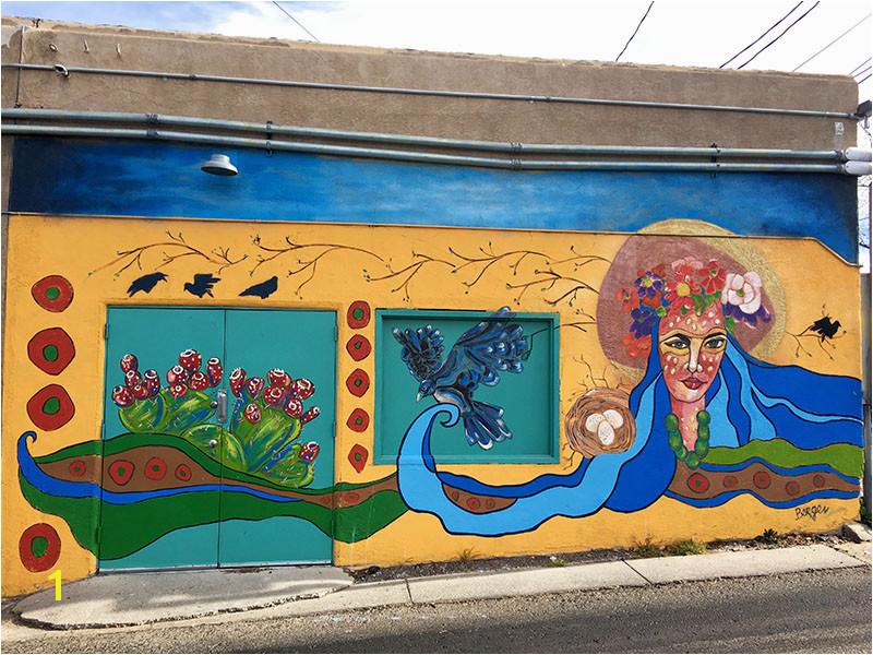 Kerry Bergen Mural Fest