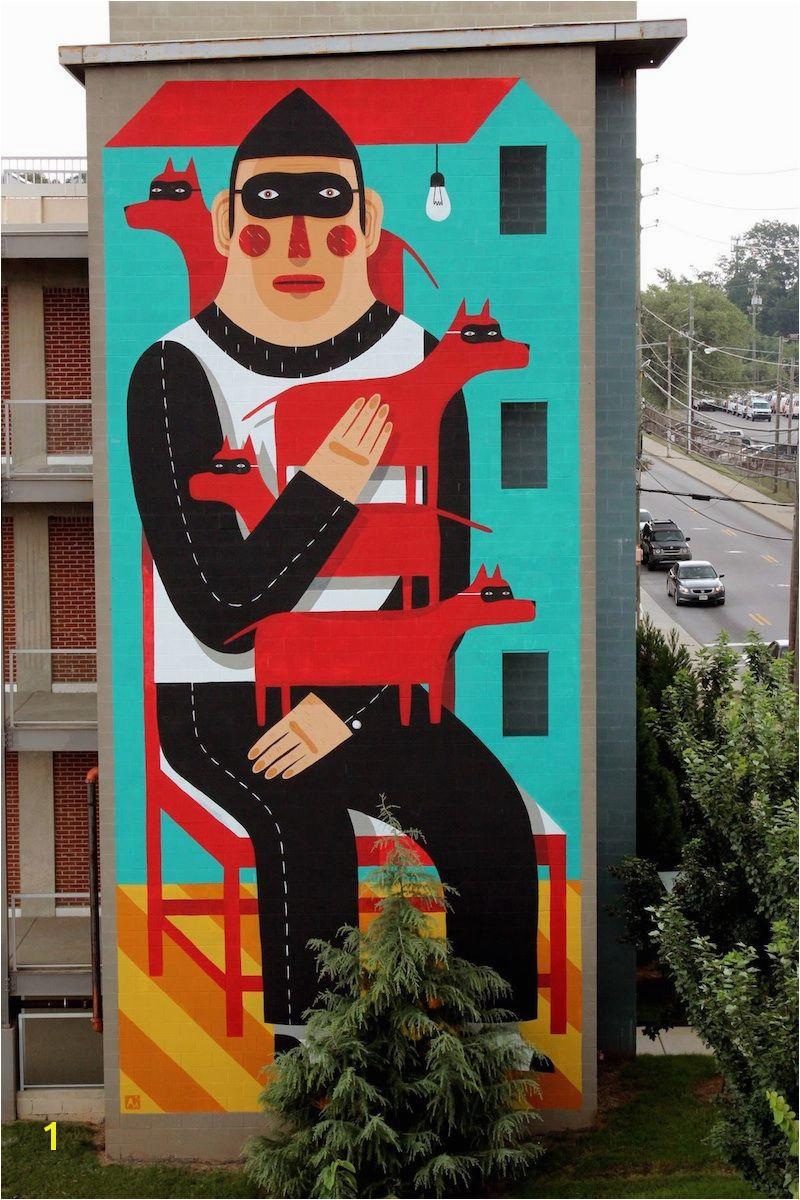Agostino Living Walls Atlanta