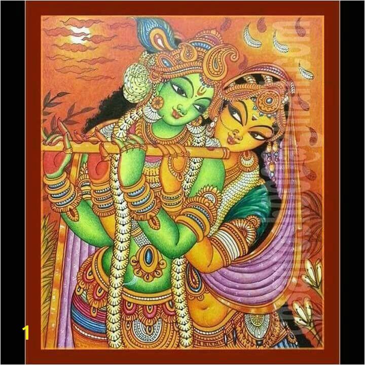 7263bce a2c b69e5d0dc4 720—720 Kerala Mural Painting Tanjore Painting Jai