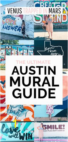 The Ultimate Austin Mural Guide