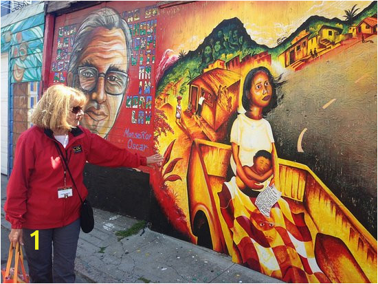 San Francisco City Guides Murals & the Multi Ethnic Mission Walking Tour