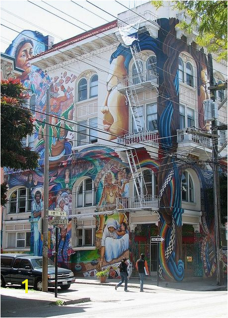 San Francisco Murals Tour