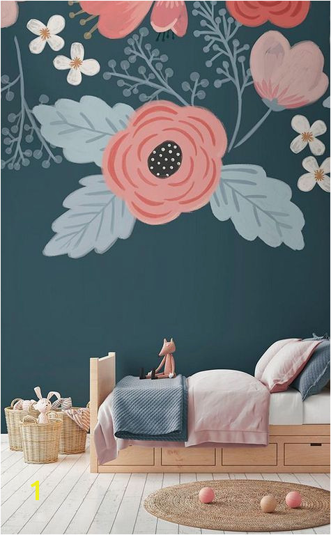 20 Cute Colorful Wallpaper Design Ideas For Kids Room