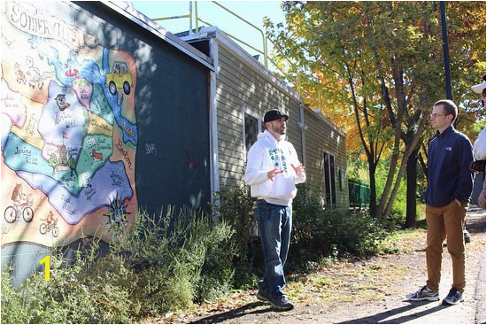 Murals In Boston somerville Walking tour Mark Discusses Munity Activism and the