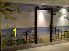 Image results for trompe l oeil mural interieur