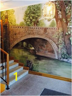 Mural painted by Lilian Peterson