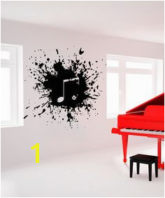 Wall Decal Vinyl Sticker Decals Art Decor by CreativeWallDecals $28 99 Music Themed Rooms Music