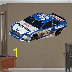 Carl Edwards 99 Car NASCAR Wall Mural by Fathead Buy it ReadyGOLF