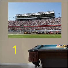 Daytona International Speedway NASCAR Wall Mural by Fathead Buy it ReadyGOLF Nascar