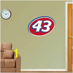 43 Logo NASCAR Fathead Jr Wall Graphic by Fathead Buy it ReadyGOLF