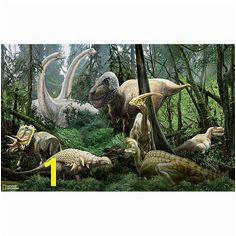 Dinosaurs Wall Mural NG Dinosaurs mural Decorative Pillows National Geographic Dinosaur Wall Decals