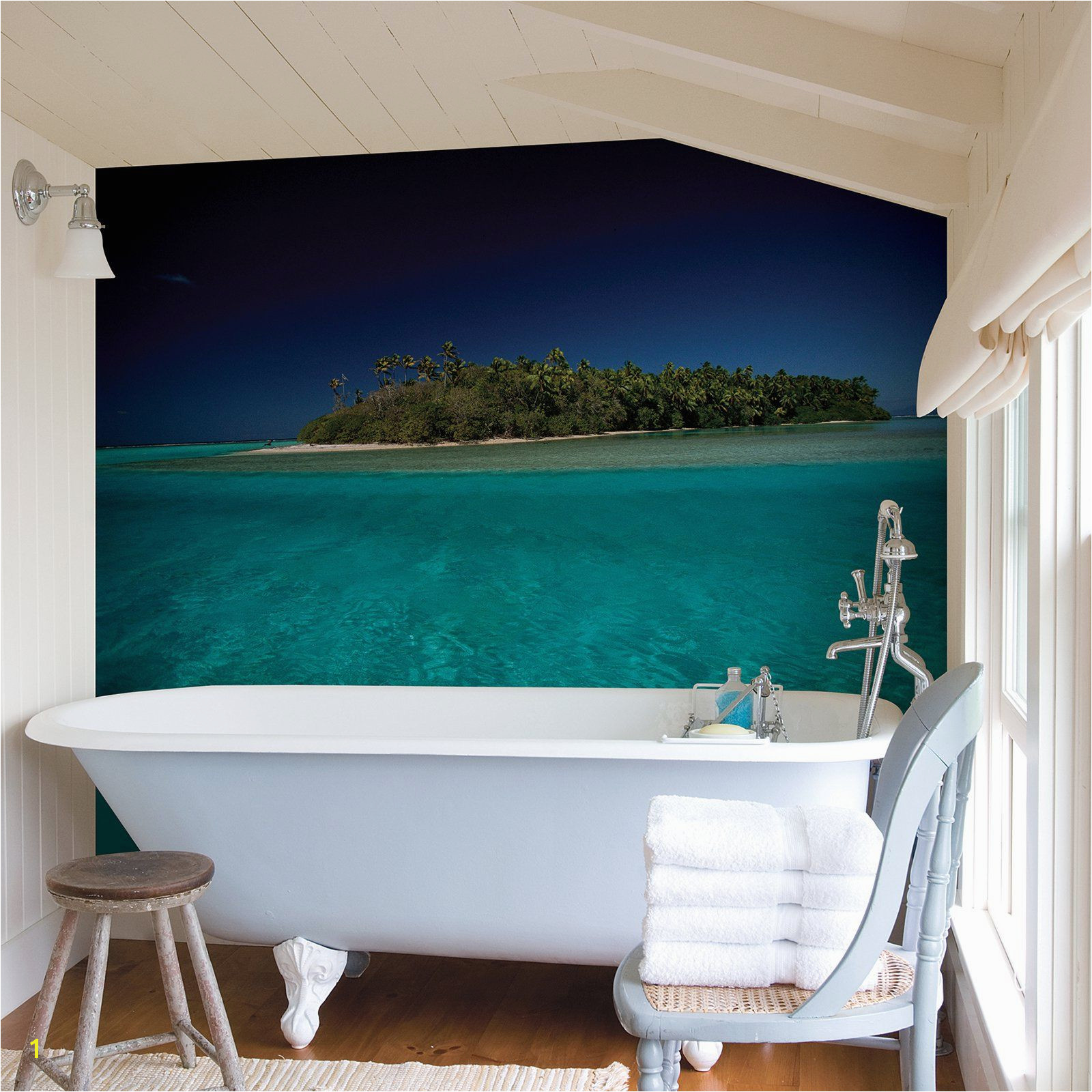 National Geographic Murals National Geographic island Wall Mural Ng1316