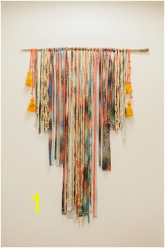 For kids room DIY wall hanging tapestry It would be so easy to make it a Native American pattern for a southwest style room