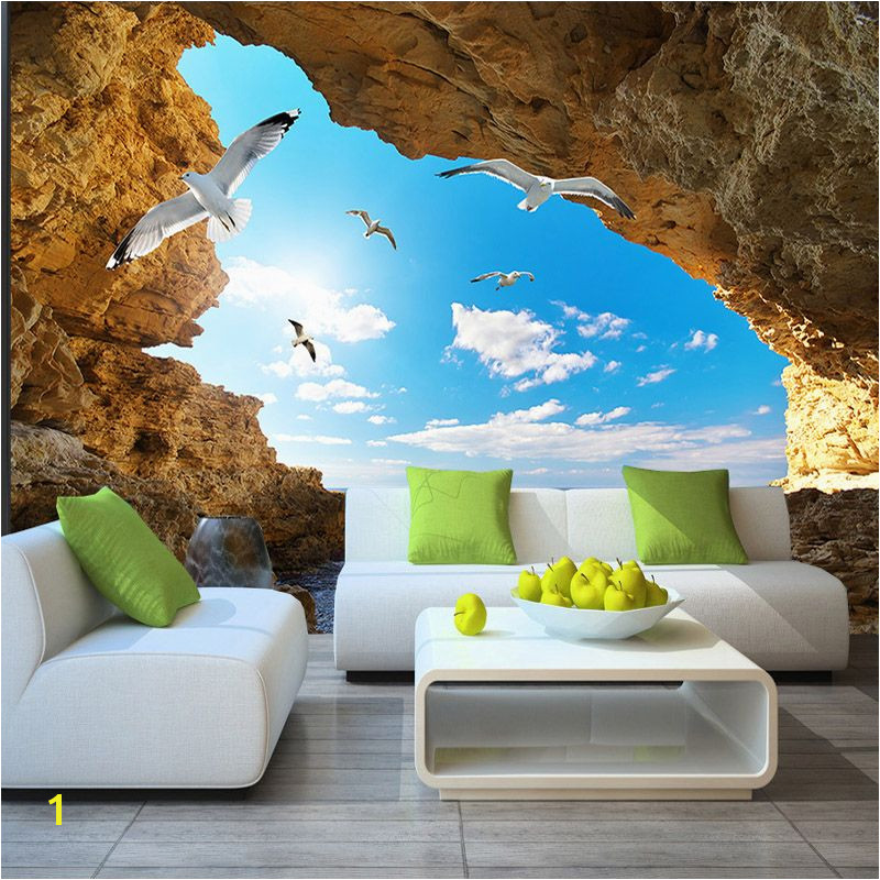 Image result for wall scenery living room