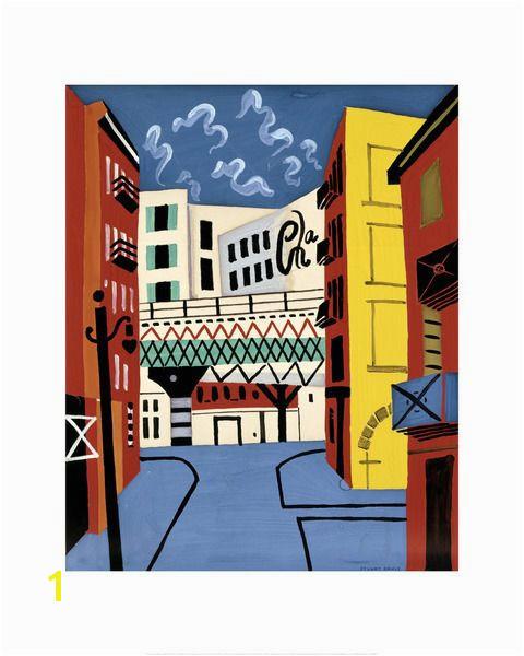 New York Mural Stuart Davis New York Elevated In 2019 San Diego Museum Of Art