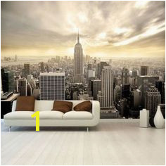 22 Amazing 3D Wall Mural Design Ideas Living Room Deco New York3d