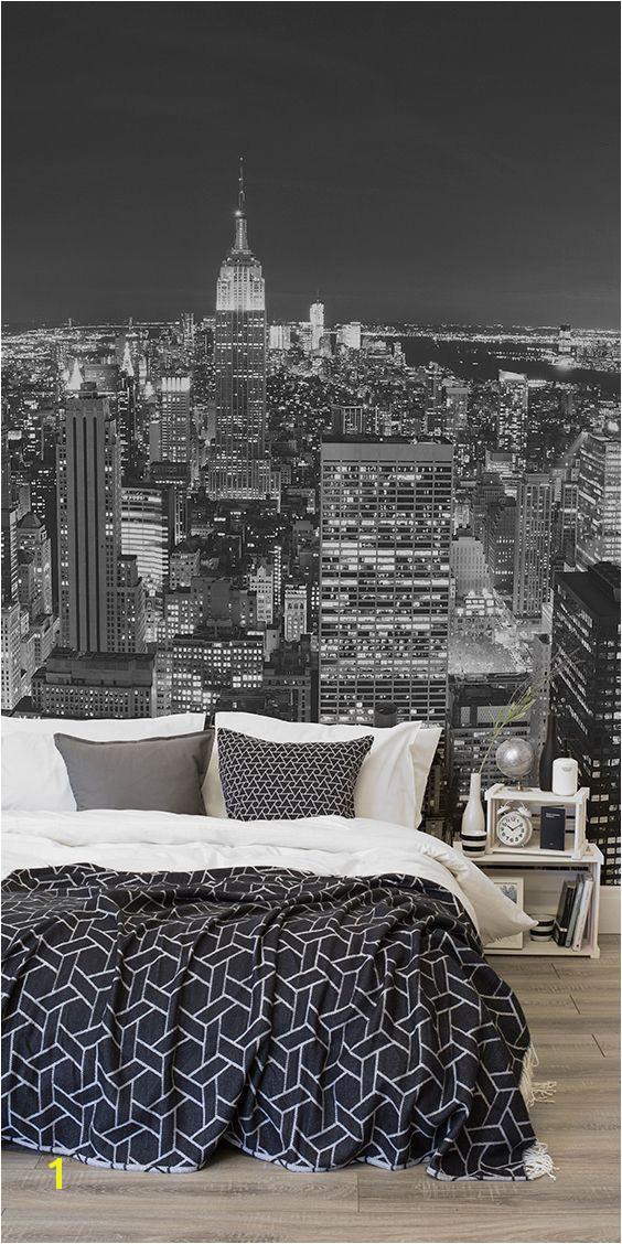 Ammirate la vista dall alto con questo New York city carta da parati Catturare una vista mozzafiato sui migliaia della citt dei grattacieli