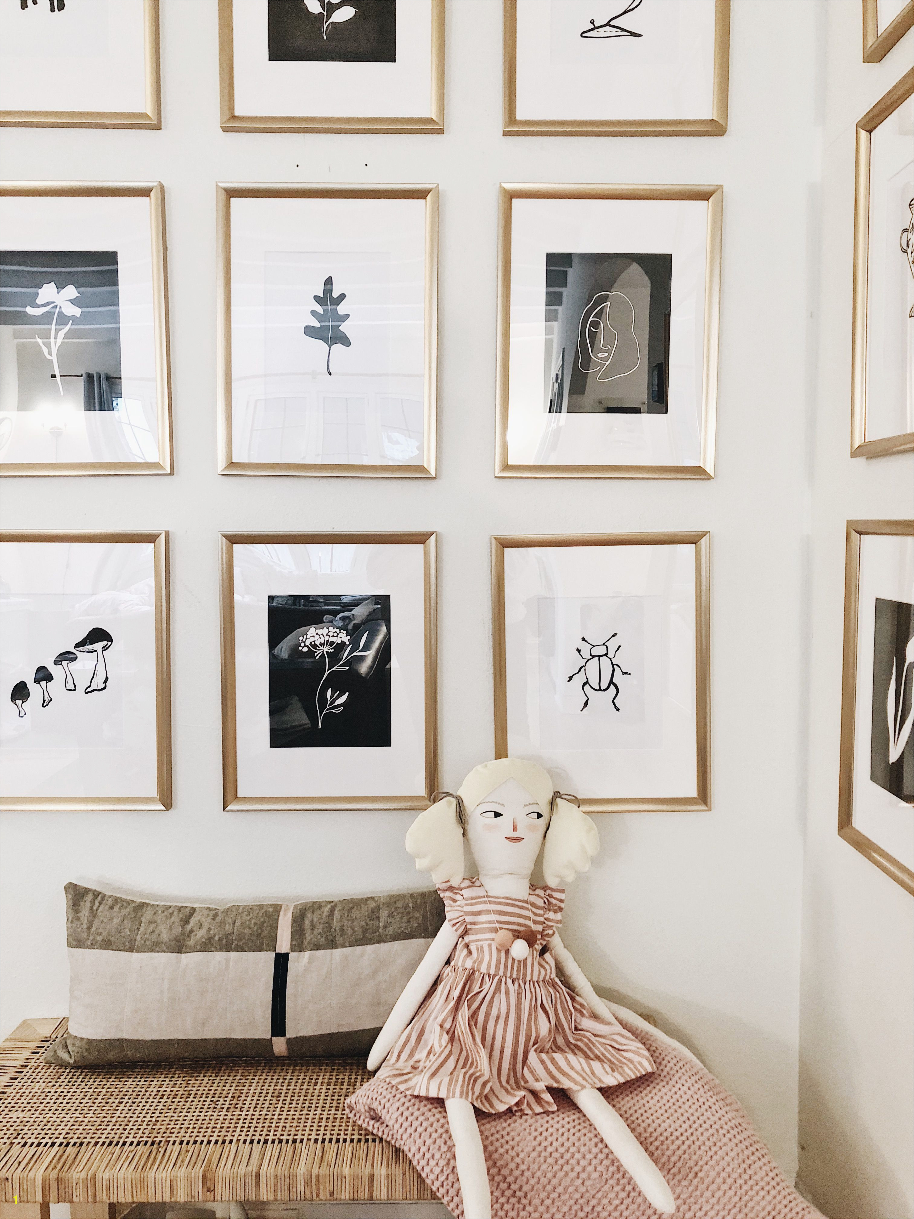 12 Gallery Walls to Inspire Your Next Weekend Project Wit & Delight