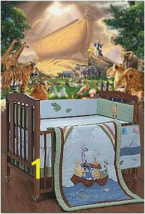 Noah s Ark baby room Can I paint this mural for Frankie s room p