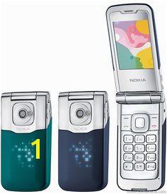 Nokia 7510 Supernova Mobiles Smartphone