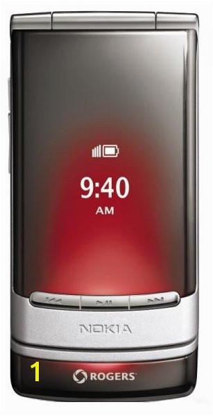 Nokia mural reviews specs price pare 307x598 Nokia 6750 cell phone