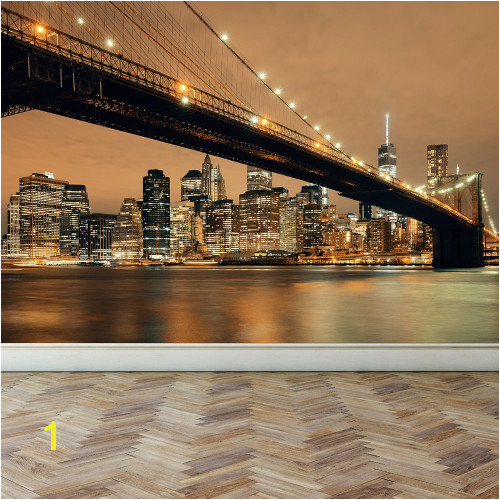 Save this item for viewing later View r Image Wall Mural New York Skyline
