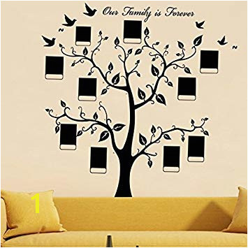 "XXXL 165 6cm 188cm Frame Tree Memory Tree""Our family Is Forever"""