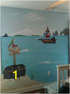 Pirate wall mural Kids Room Murals Murals For Kids Boys Room Decor Wall