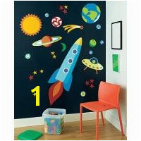 Space Wallpaper Mural for Kids Room Space Wall Murals for Kids Bedroom Home Decor