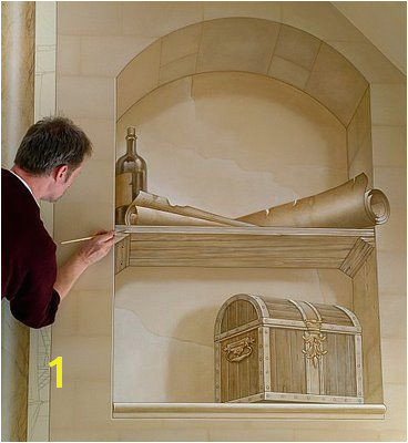 Astonishing 3D Wall Painting Illusions