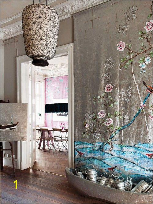 Oriental Wallpaper Murals oriental Grey S oriental