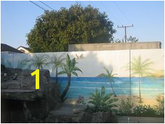 Outdoor Beach Murals 91 Best Beach Mural Images