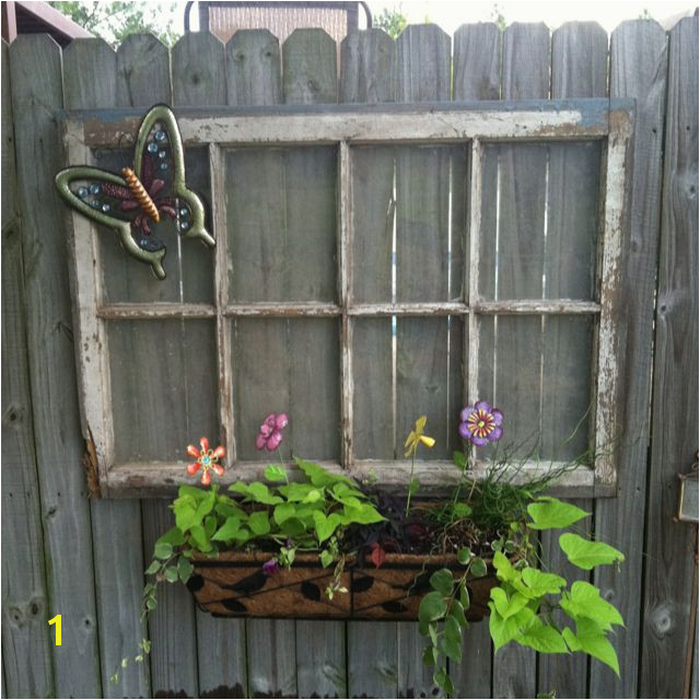Decorations for Fences 73 Best Fence Decor Pinterest