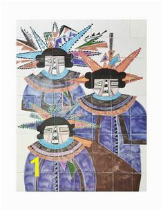 Outdoor Spanish Tile Murals 175 Best Decorative Tile Murals Images