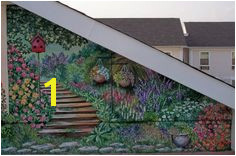 Ultimate Cool Garden Wall Murals Ideas Outdoor Garden Murals pertaining to proportions 1280 X 720 Garden Wall Murals Ideas As for me personally though y
