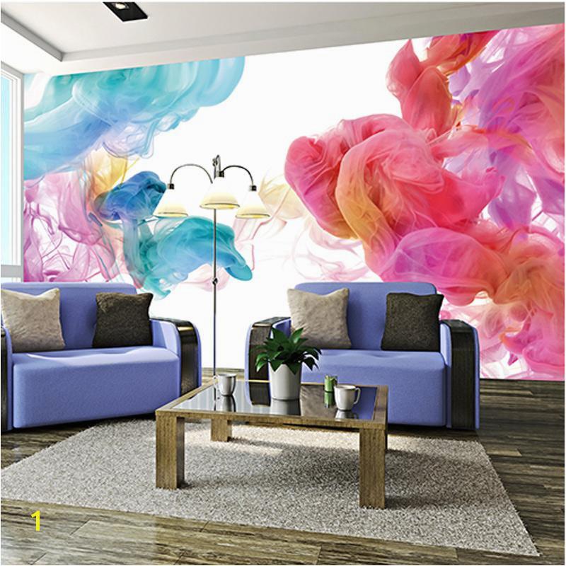 Custom 3D Wallpaper Modern Abstract Graffiti Art Wall Painting Living Room Sofa 3D Wall Mural Wallpaper Home Decor Wallpaper Popular