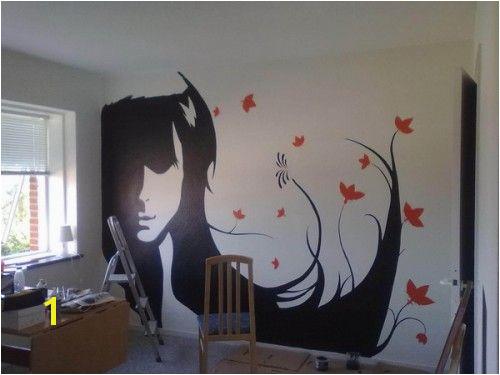 Easy Wall Mural Ideas
