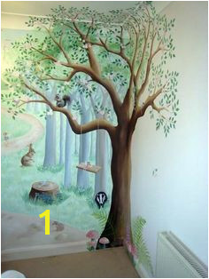 Painting A Tree Mural 142 Best Painted Wall Murals Images In 2019