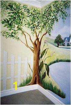 Resultado de imagen para wall mural tree