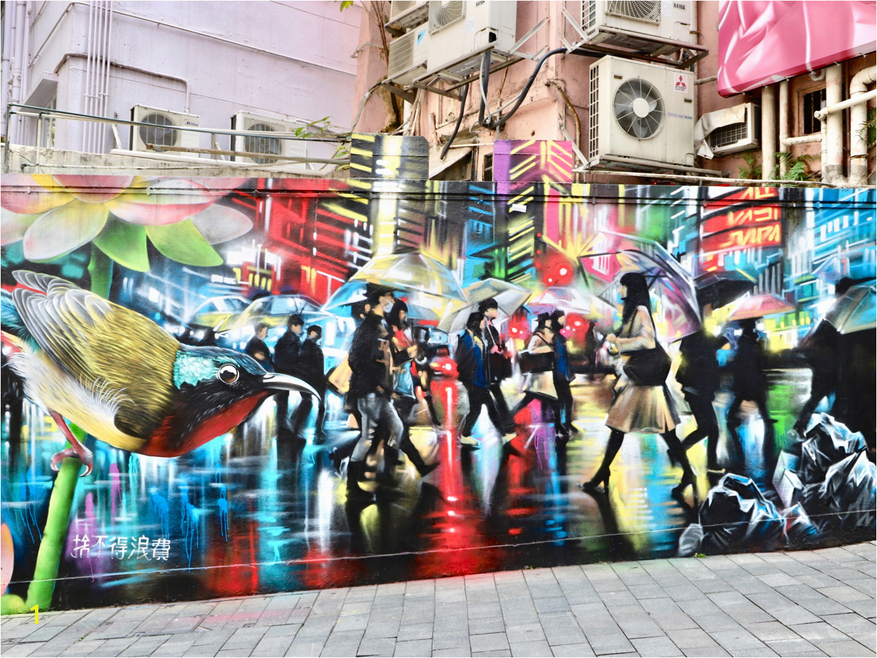 Painting Murals On Outside Walls the Best Street Art In Hong Kong