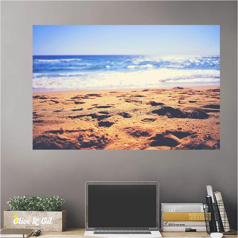 Costa Rica Beach Palm Trees Wall Decals Wall Decals on Wall