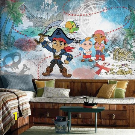 Captain Jake Wall Mural by RoomMates Decor Giant graphic Removable