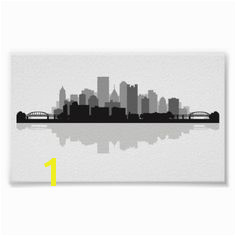 Pittsburgh Skyline Wall Mural 25 Best Skyline Mural Images On Pinterest