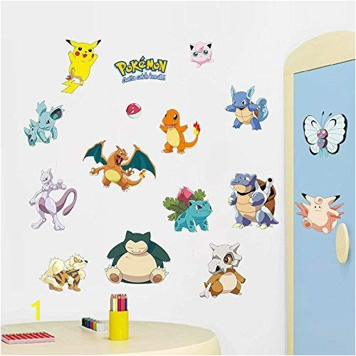 Zooarts Cartoon Animals Dinosaur Tortoise Removable Wall Stickers Art Decor Vinyl Decals Kids Child Room Mural