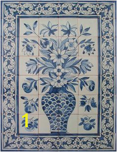 Spanish Tile Tile Murals Tile Art Mosaic Tiles Wall Tiles Kitchen