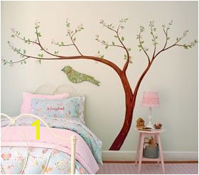 Cherry Blossom Decal Pottery Barn Kids